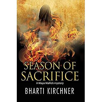 Season of Sacrifice: First in a New Seattle-Based Mystery Series (A Maya Mallick Mystery)