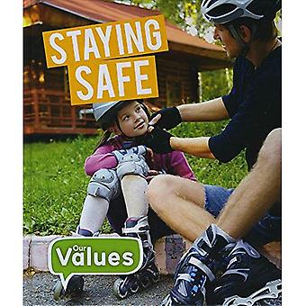 Staying Safe (Our Values)