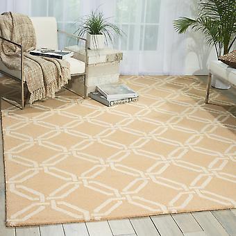 Lineare LIN08 Beige Rechteck Teppiche moderne Teppiche