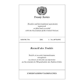 Treaty Series 2784 by United Nations - 9789219007703 Book