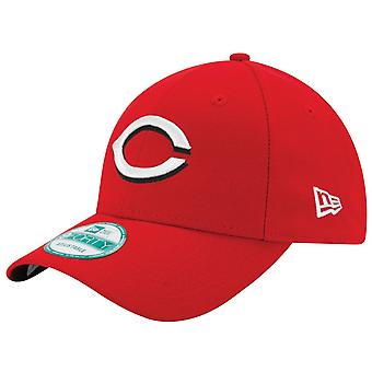 New Era 9Forty Cap - MLB LEAGUE Cincinnati Reds rot