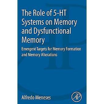 5 ht-システム メモリや記憶形成・ メネセス ・ アルフレドによってメモリ変更の正常に機能しないメモリ創発的ターゲットの役割