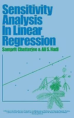 Sensitivity Analysis Linear Regression by Chatterjee