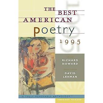 Bästa amerikanska poesi 1995 av Lehman & David