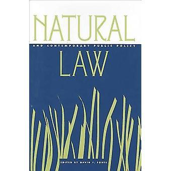 Lei natural e política de pública contemporânea pela Forte & David F.