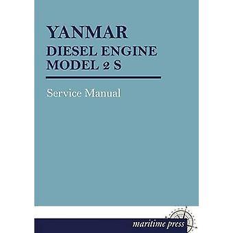 Yanmar dieselmotor Model 2 S door Yanmar