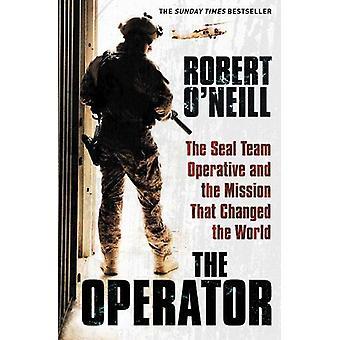 O operador - o selo equipe operacional e a missão que mudou Th