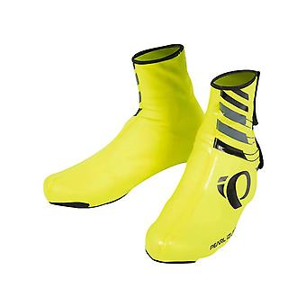 Pearl Izumi Screaming Yellow Pro Barrier Cycling Overshoe