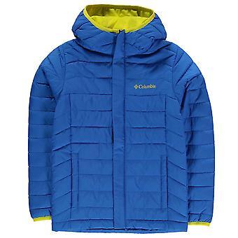 Colombia chicos polvo caminar chaqueta Junior