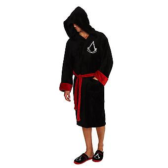 Assassin's Creed Adult logo sort dressing Gown-ONE SIZE