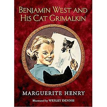 Benjamin West and His Cat Grimalkin by Marguerite Henry - Wesley Denn