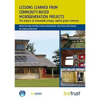 Lessons Learned from Community-Based Microgeneration Projects - The Im