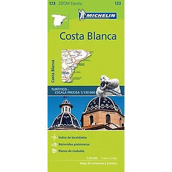 Costa Blanca Zoom Map 123 - 9782067217898 Book