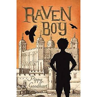 Raven Boy - A Tale of the Great Fire of London by Pippa Goodhart - 978