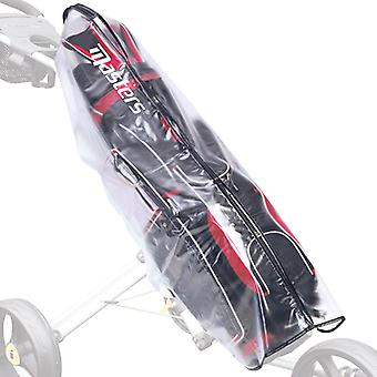 Masters Waterproof Clear Golf Trolley Bag Rain Cover Cape