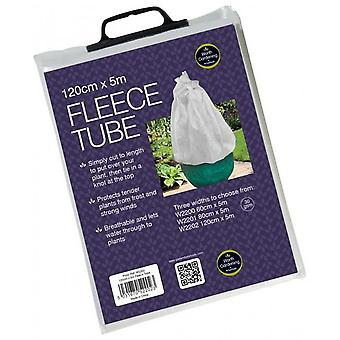 Garland Frost protection Fleece Tube 120cm width x 5m protect tender plant