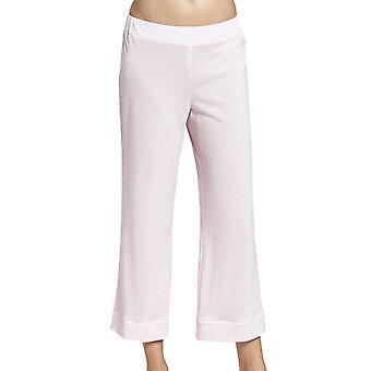 Rosch 1193721-14706 Women's Pure Pink Minimal Print Cotton Pyjama Pant