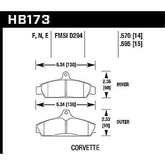 Hawk Performance HB173F. 570 HPS