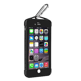 Black protective waterproof dustproof snowproof shockproof spider case for iphone 7 4.7 inch