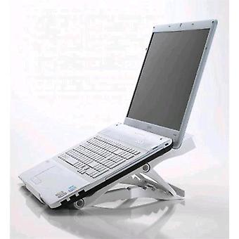 Exponent world white notebook support