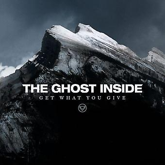 Ghost Inside - Get What You Give [Vinyl] USA import