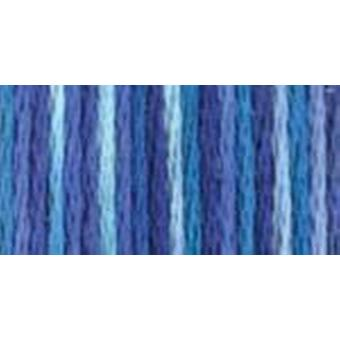 Dmc Color Variations Pearl Cotton Size 5  27 Yards Laguna Blue 415 5 4237