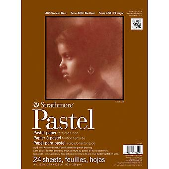 Strathmore Assorted Color Pastel Paper Pad 11