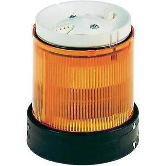 Signal tower component Schneider Electric XVBC2B5 Orange Non-stop light signal 24 Vdc