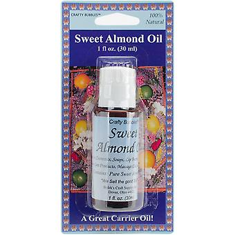 Sweet Almond Oil 1oz-  CB51