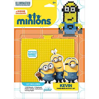 Perler Minions Fused Bead Kit-Kevin LSP80-62982