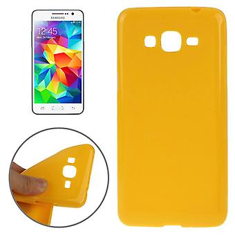 Protective case TPU case for mobile Samsung Galaxy Grand Prime SM-G530H Orange