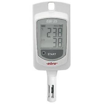 ebro EBI 25-TH Wireless Temperature, humidity Data Logger