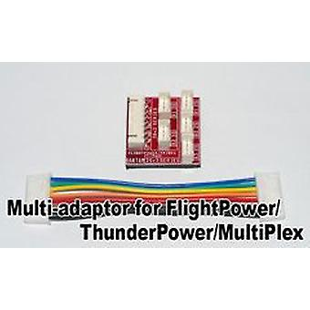BC-8 individual cell connector conv. board (2X3S, 3X2S), Thunder