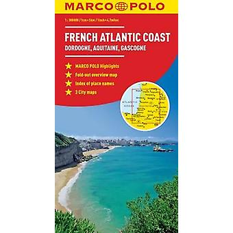 French Atlantic Coast Dordogne Aquitaine Gascogne by Marco Polo