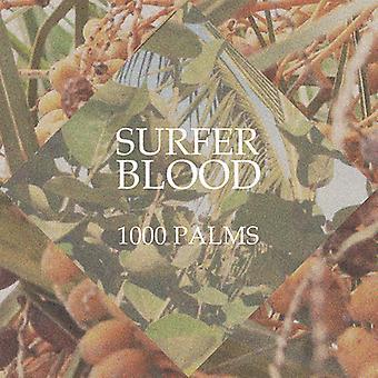 Surfer blod - 1000 Palms [Vinyl] USA importerer