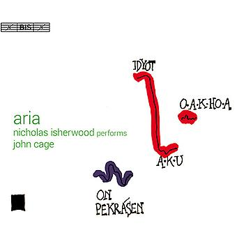Jaula / Isherwood, Nicolás - Aria - Nicholas Isherwood realiza John Cage [SACD] USA import