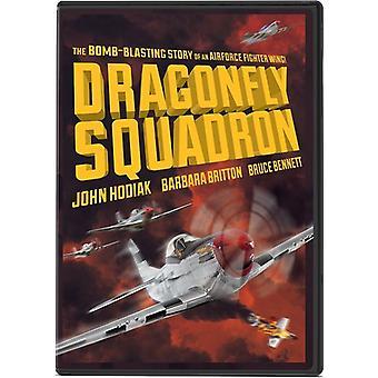 Ważka importu USA eskadry [DVD]