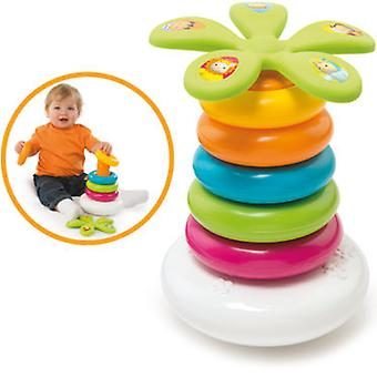 Smoby Seesaw Pyramid Cotoons (Toys , Preschool , Babies , Stackable Toys)