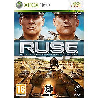 R.U.S.E-Xbox 360-Spiel