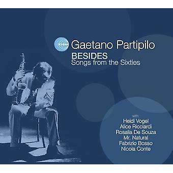 Gaetano Partipilo - foruden sange fra de 60's [Vinyl] USA importerer