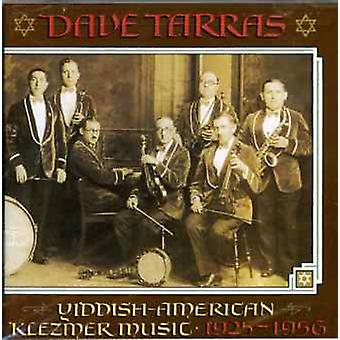 Dave Tarras - Klezmer musik 1925-56 [CD] USA import