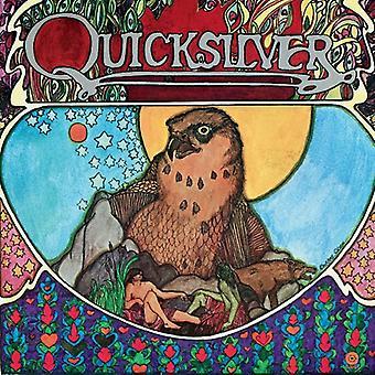 Quicksilver Messenger Service - Quicksilver [CD] USA importerer