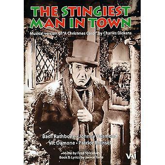 Stingiest Man in Town [DVD] USA import