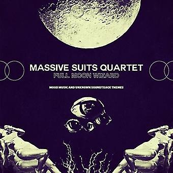 Massive dragter kvartetten - fuldmåne guiden - O.S.T. [Vinyl] USA importerer