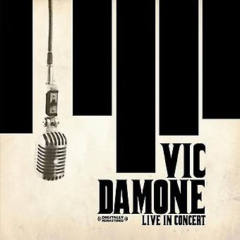 Vic Damone - Live i konsert [CD] USA import