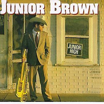 Junior Brown - Junior High [CD] USA import