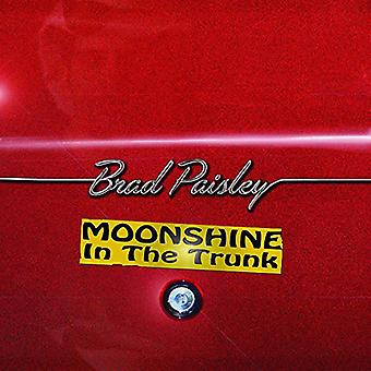 Brad Paisley - Moonshine in the Trunk [CD] USA import