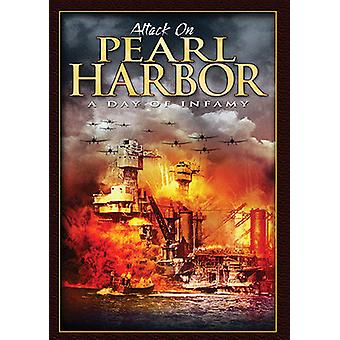 Attack on Pearl Harbor: A Day of Infamy [DVD] USA import
