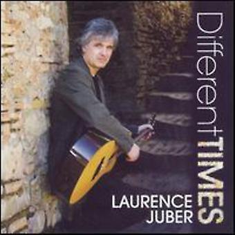 Laurence Juber - forskellige tidspunkter [CD] USA import