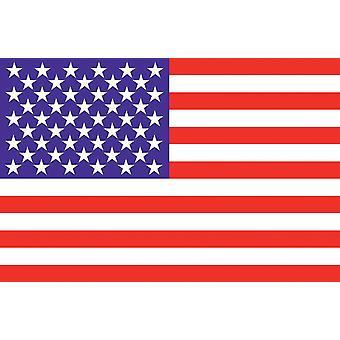 5ft x 3ft Flag - America - Stars and Stripes
